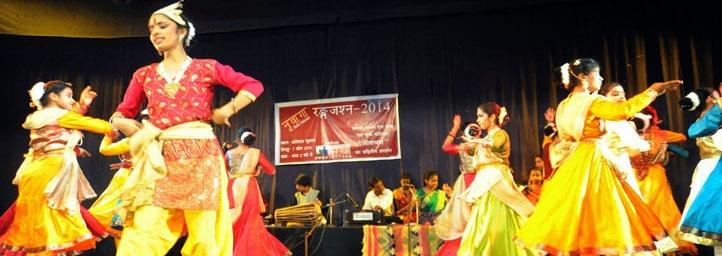 Akhil Bhartiya Kalidas Samaroh, festival in mp