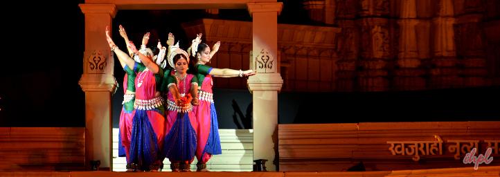 Khajuraho Dance Festival, madhya pradesh
