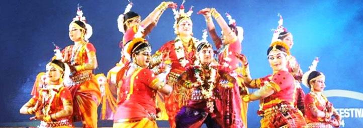 Puri Beach Festival, festival in orissa