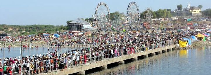 baneshwar fair in rajasthan, india