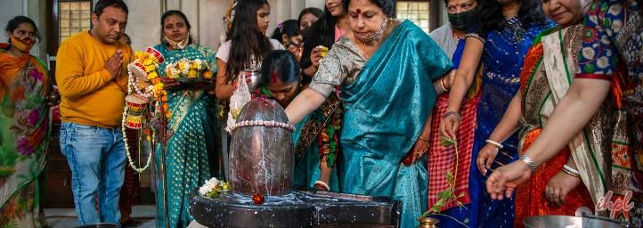 Maha Shivratri in Varanasi, uttar pradesh