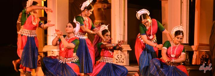 Mamallapuram Dance Festival in tamil nadu