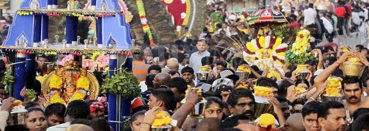 Thaipusam, festival in tamil nadu