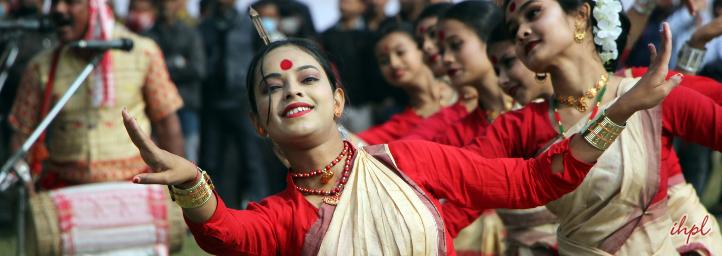 Majuli festival in assam