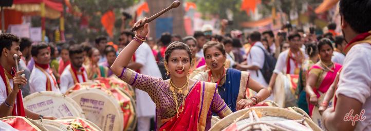 Gudi Padwa festival in Maharashtra
