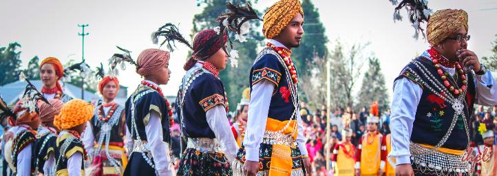 Nongkrem Dance, meghalaya