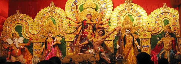 festival in west bengal, durga puja