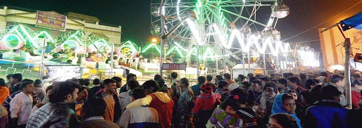 Rash Mela in west bengal