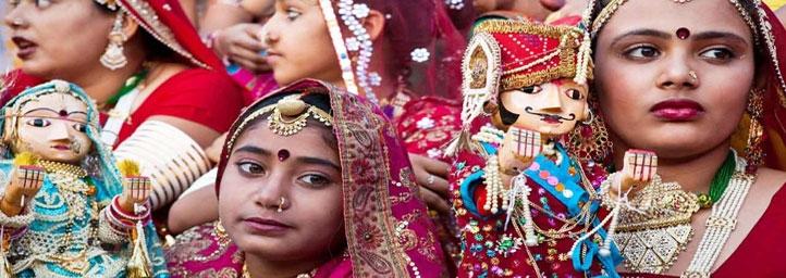 Mewar Festival, rajasthan