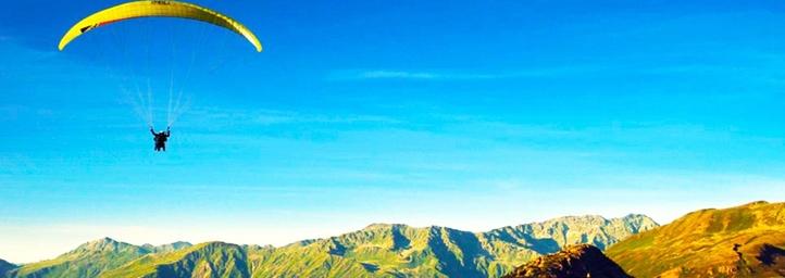 Paragliding Festival, festival in gujarat