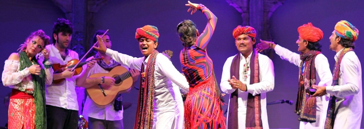 festival in rajasthan, flamenco and gypsy festival 1