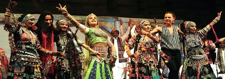festival in rajasthan, flamenco and gypsy festival