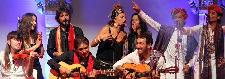 flamenco and gypsy festival in rajasthan