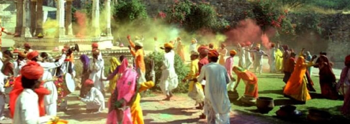holi in rajasthan, festival in rajasthan