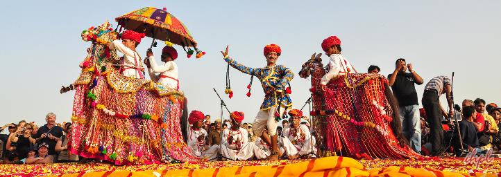 Summer Festival in rajasthan