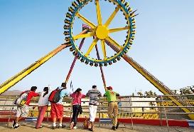 Adlabs Imagica Theme Park in Mumbai