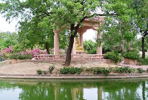 Buddha Jayanti Park, Delhi India