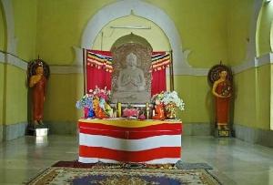 Buddhist Vihara Sanchi
