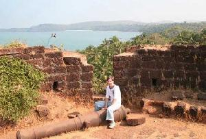 Cabo Fort Goa, India