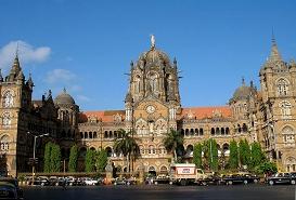Chhatrapati Shivaji Maharaj Terminus, Mumbai