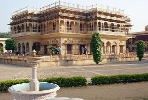 City Palace Fort, Jaipur