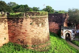 Dhar Fort in Madhya Pradesh