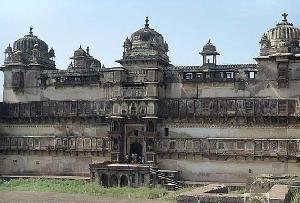 Dinman Hardaul's Palace Orchha