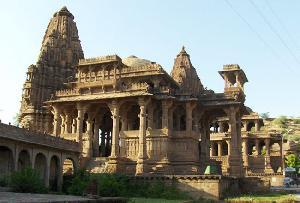 Eklingji Temple, Udaipur in Rajasthan