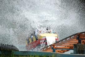 Essel World Amusement Park in Mumbai
