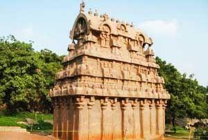 Ganesha Ratha, Mahabalipuram