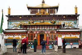 Ghoom Monastery Darjeeling, West Bengal