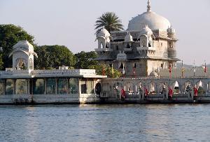 Jag Mandir, Udaipur in Rajasthan