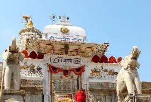 Jagdish Temple, Udaipur in Rajasthan