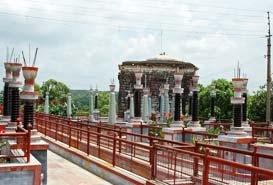 Jain Temple Bhojpur India
