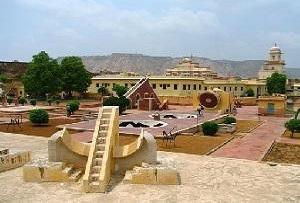 Jantar Mantar, Jaipur in Rajasthan