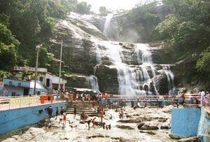 Kovai Kutralam Falls, Coimbatore