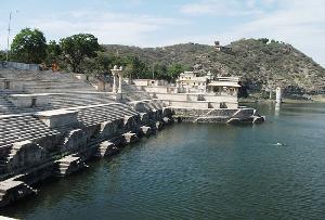 Rajsamand Lake, Udaipur in Rajasthan