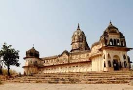Laxminarayan Temple Orchha