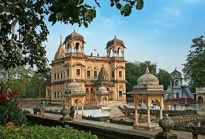 Madhav Vilas Palace Shivpuri