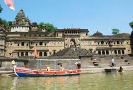 Maheshwar Temple In Maheshwar