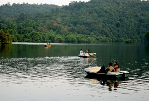 Mayem Lake In Goa, India