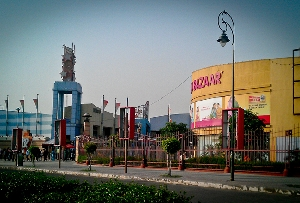 Metro Walk Rohini in Delhi, India