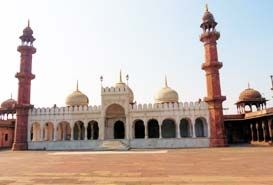 Moti Masjid Bhopal India