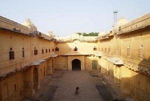 Nahargarh Fort, Jaipur in Rajasthan