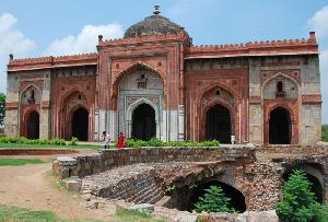 Purana Qila - Old Fort, Delhi India