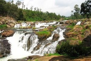 Pykara Lake and Waterfall Ooty