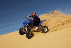 Quad Biking in Jaisalmer