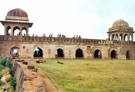 Roopmati's Pavilion Mandu