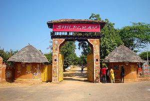 Shilpgram Museum, Udaipur in Rajasthan