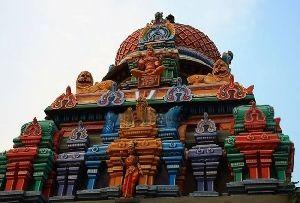 Ulagalantha Perumal Temple, Kanchipuram